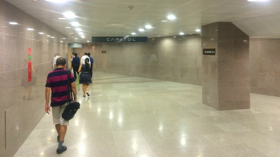 City Hall MRT Station Underpass to Capitol (S$ 1.684 M)_1