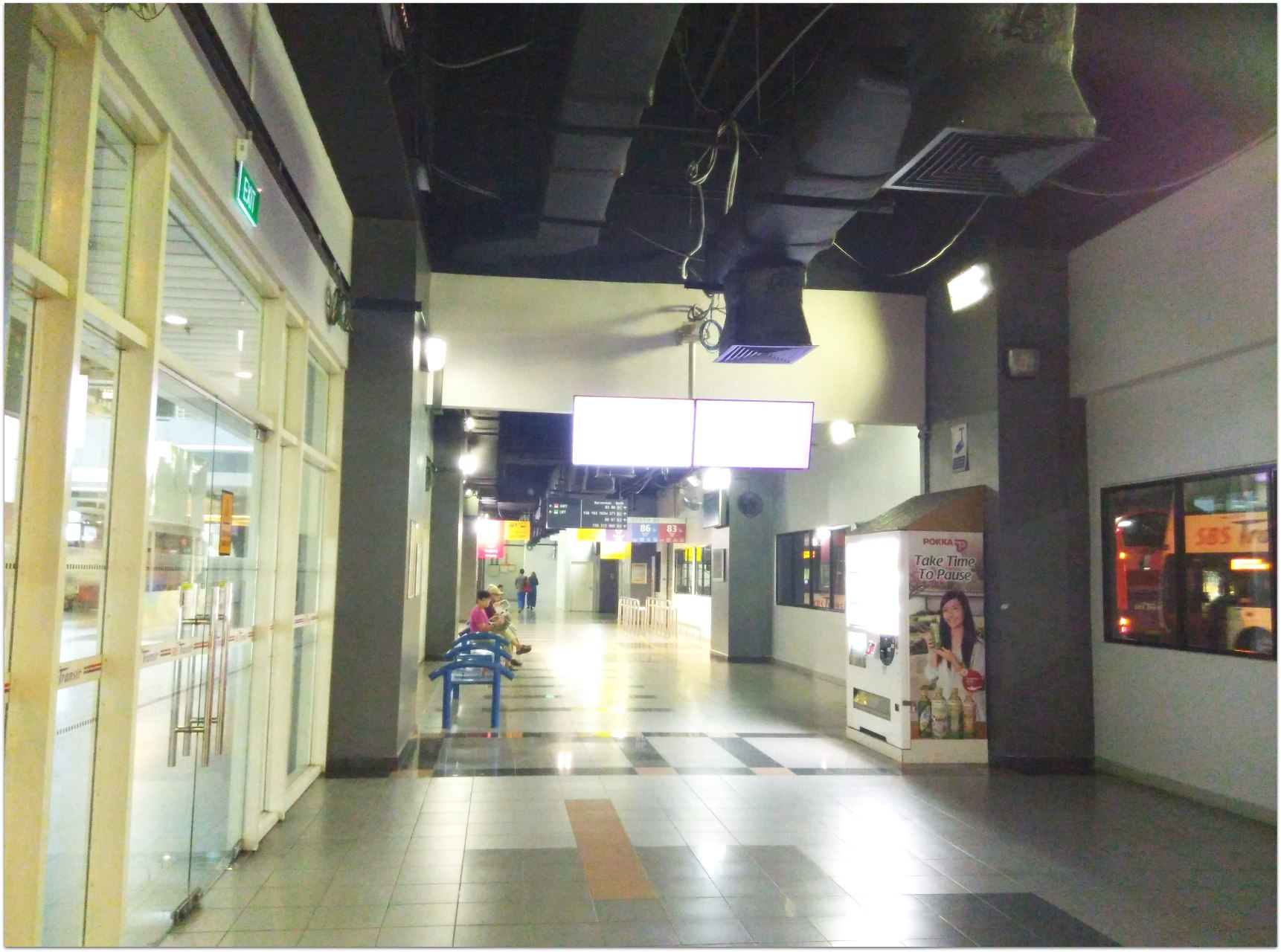 A&A works at Seng Kang Bus Interchange (S$ 1.388 M)_2