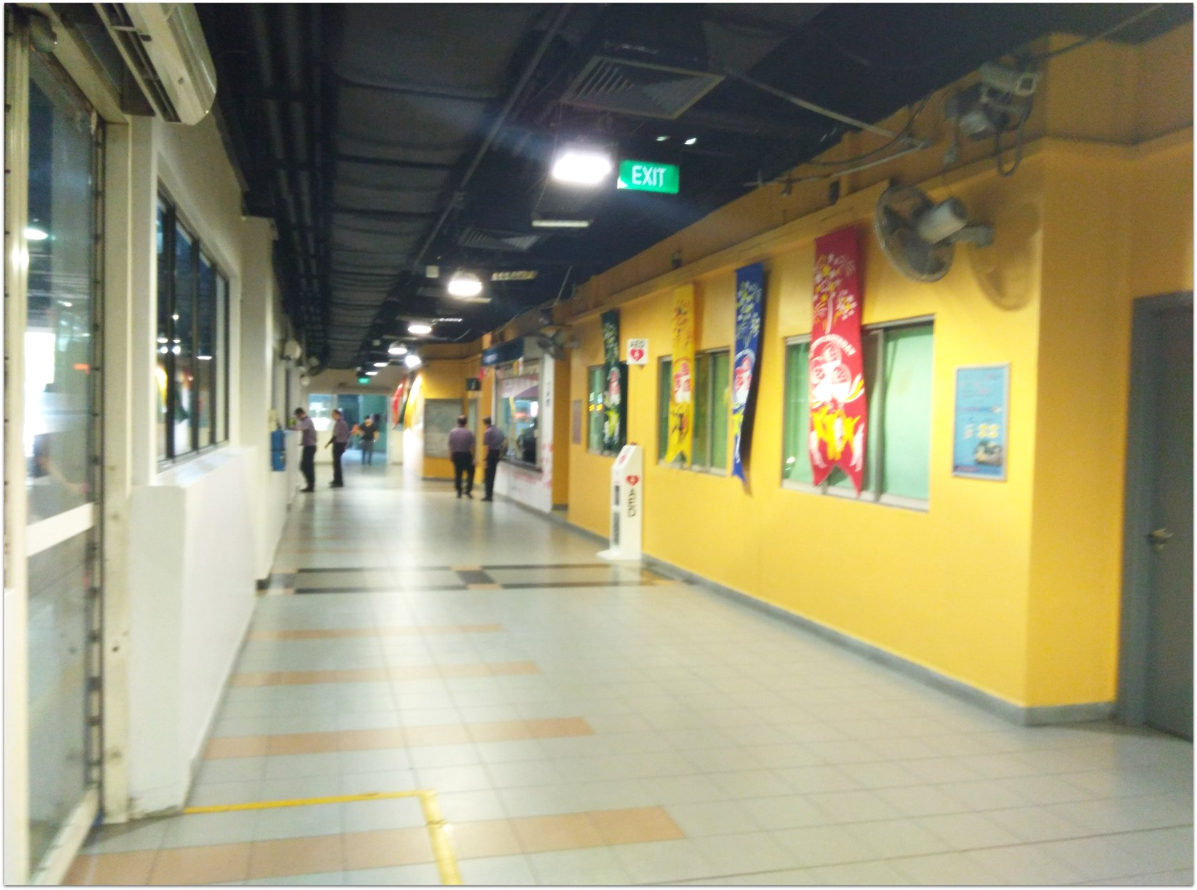 A&A works at Seng Kang Bus Interchange (S$ 1.388 M)_4