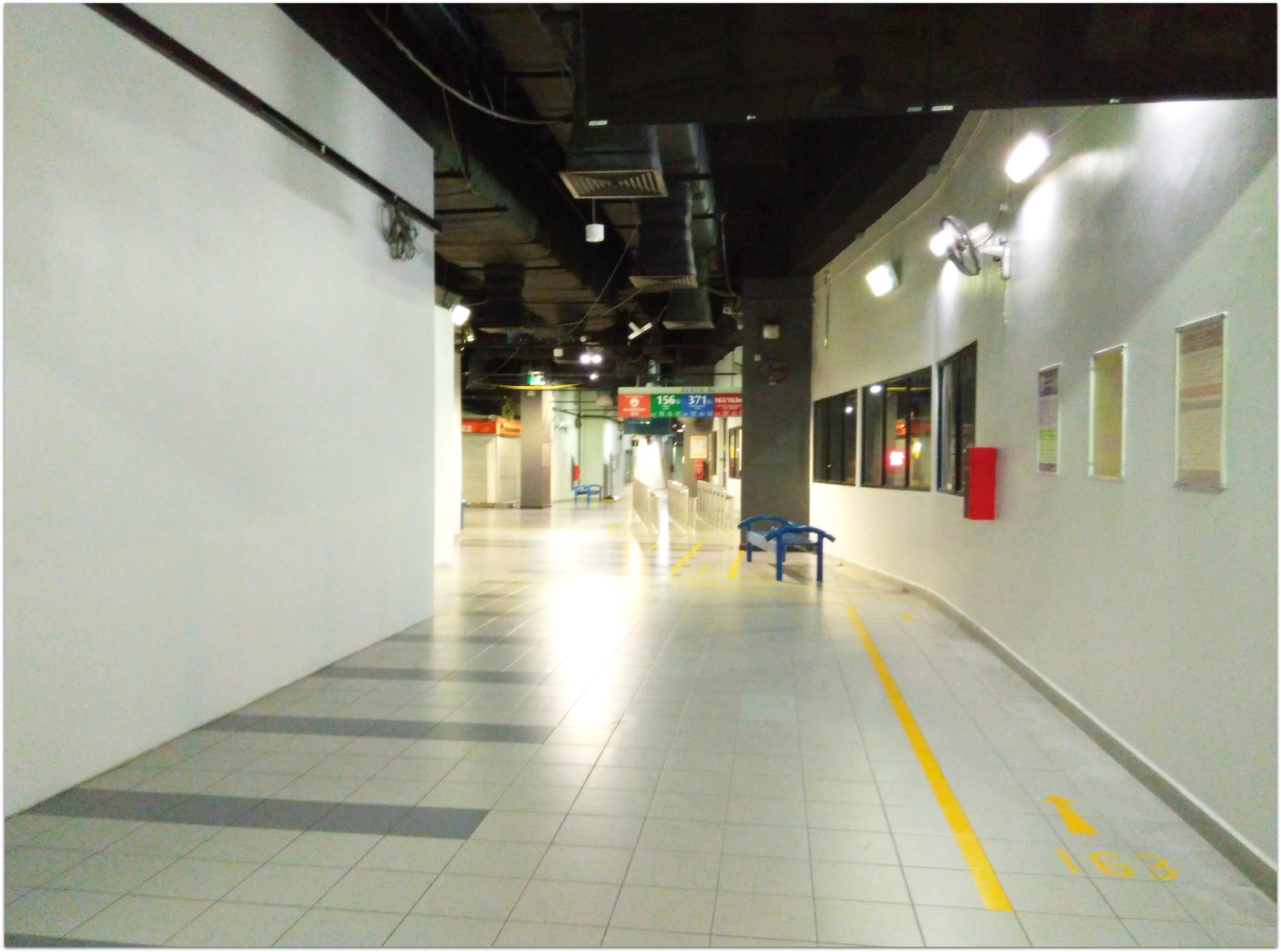 A&A works at Seng Kang Bus Interchange (S$ 1.388 M)_7