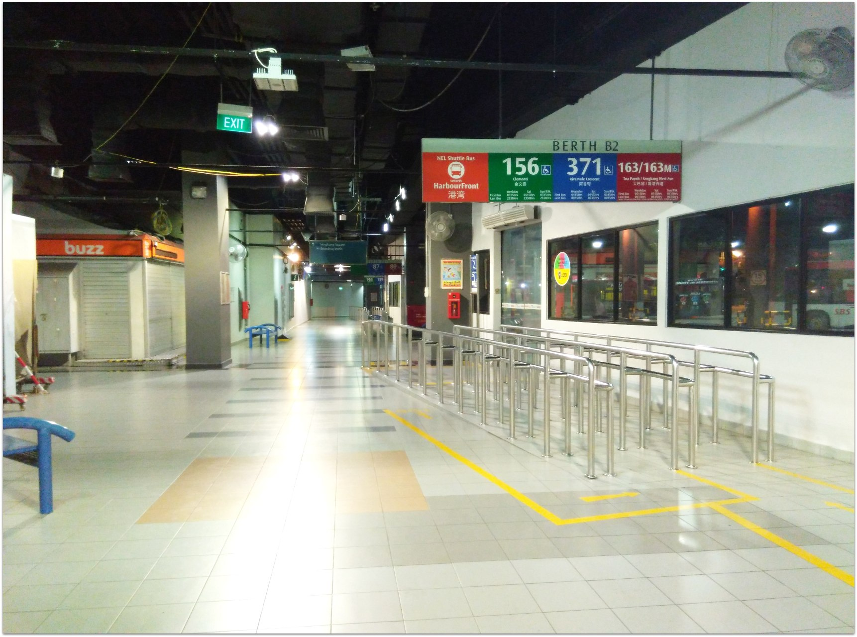 A&A works at Seng Kang Bus Interchange (S$ 1.388 M)_9
