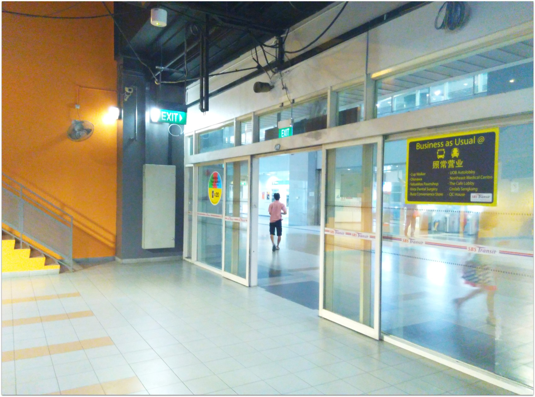 A&A works at Seng Kang Bus Interchange (S$ 1.388 M)_11